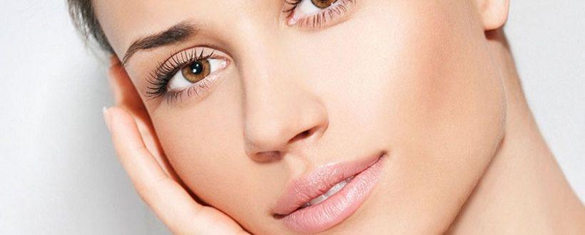 شفافیت پوست با لیزر مو