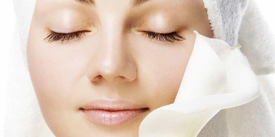 صاف شدن پوست با لیزر مو