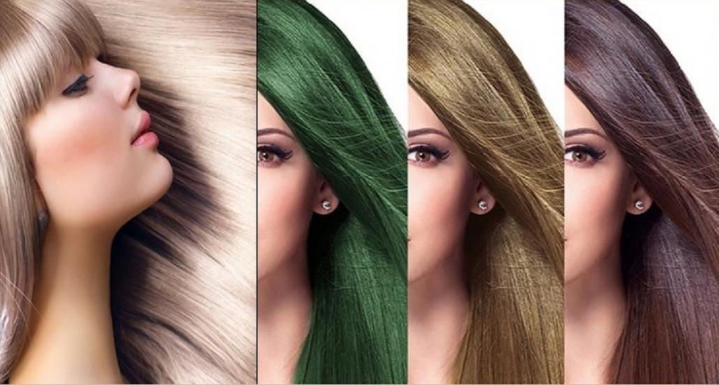معایب رنگ مو