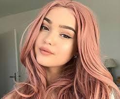 رنگ مو دخترانه در کرج