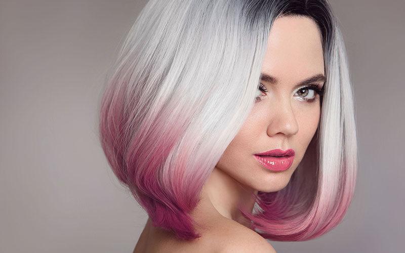 آرایشگاه رنگ مو بانوان در کرج