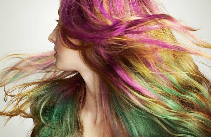 قیمت رنگ مو در کرج